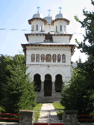 Biserica din satul Traisteni