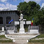 Monumentul eroilor - Baia de Fier
