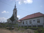 Biserica din Santioana