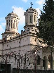 Biserica ortodoxa cu hramul Sf.Maria