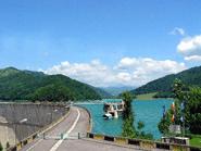 Barajul si Lacul  Paltinu