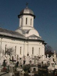 Biserica ortodoxa din Copaceni