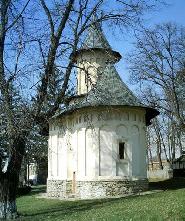 Manastirea Cosula cu hramul Sfantul Niculae