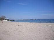 Plaja Neptun in aprilie