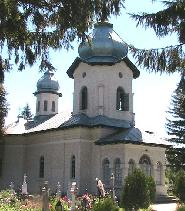 Biserica Sfintii Arhangheli Mihail si Gavril