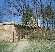 Cosula-BT , Zidul Manastirii Cosula
