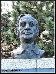 Monumentul actorului Stefan Banica