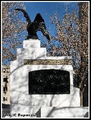 Calarasi - Monumentul eroilor