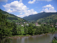 Borca-NT, Imagine de ansamblu