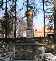 Baia-SV , Monumentul eroilor